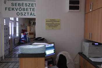 Adó 1 százalékból kórház felújítás